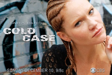Tara Buck guest stars on Cold Case