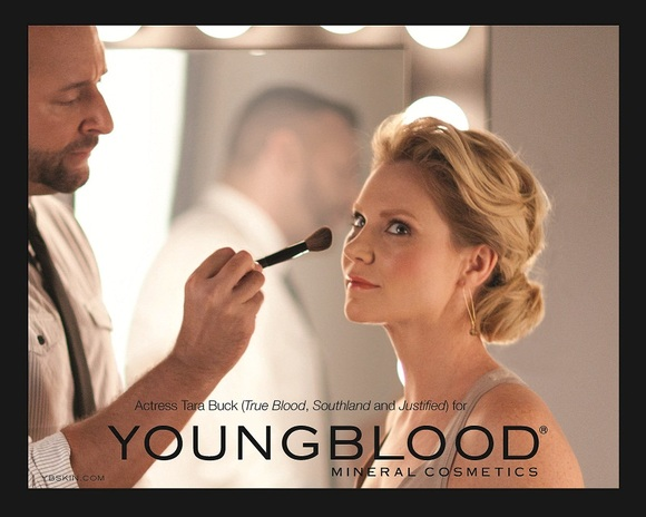 Tara Buck, Youngblood, True Blood, Mineral Cosmetics, Celebrity Appearance, Justified,
